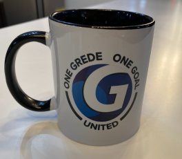 11oz. GREDE Ceramic Coffee Mug