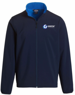 WHILE SUPPLIES LAST - Men's Soft-Shell Jacket